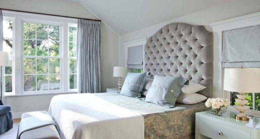 Beautiful Bedrooms Shades Gray Hgtv