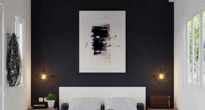 Beautiful Black White Bedroom Designs Assess Myhome