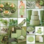 Beautiful Bridal Sage Green Wedding Ideas