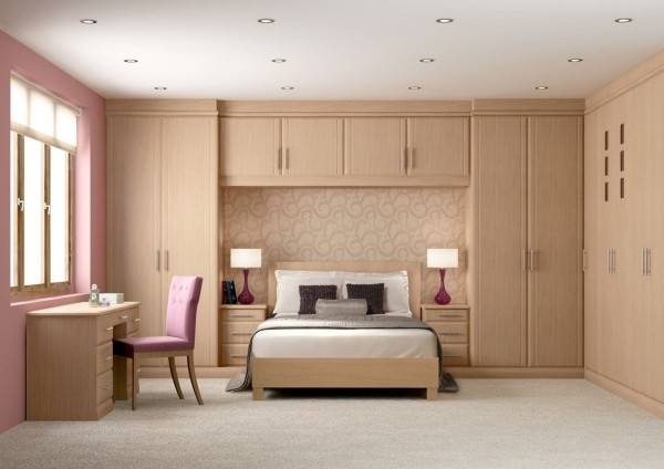 Beautiful Built Wardrobes Small Bedroom
