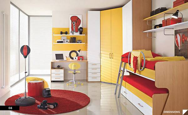 Beautiful Children Rooms