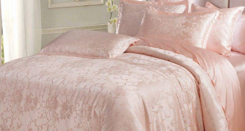 Beautiful Color Silk Bed Sheets Ideas