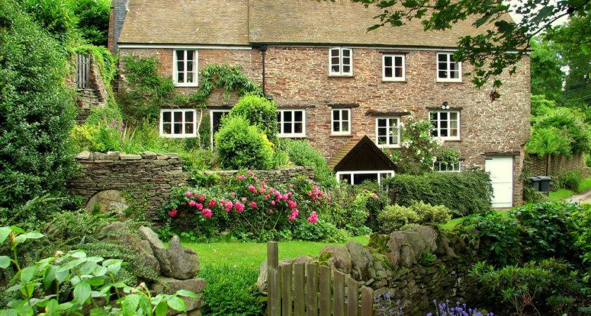 Beautiful Country House Outside Bristol England Came