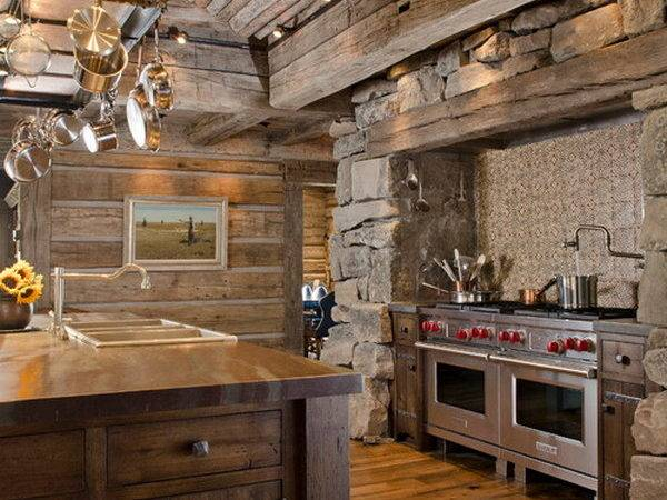 Beautiful Country Kitchen Design Ideas Inspiration