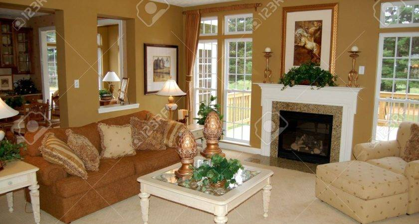 Beautiful Decorated Homes Create Great
