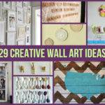 Beautiful Diy Wall Art Ideas Your Home Rachael