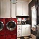 Beautiful Efficient Laundry Room Designs Decorating