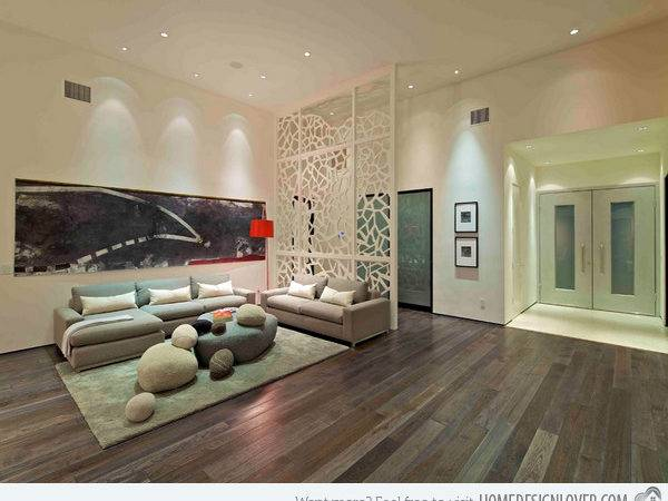 Beautiful Foyer Living Room Divider Ideas Home Design
