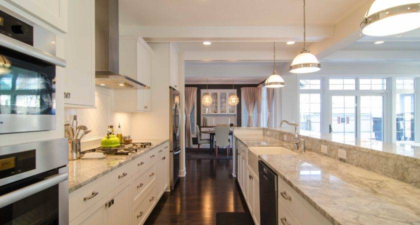 Beautiful Galley Kitchen Design Ideas Decoration Love