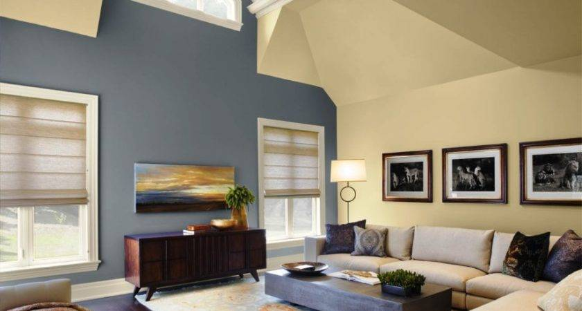 Beautiful Living Room Paint Cream Ideas Exciting