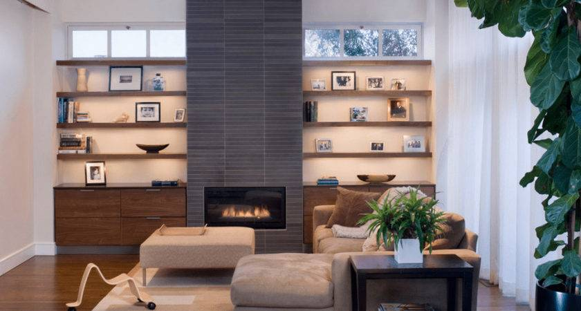 Beautiful Living Rooms Fireplaces