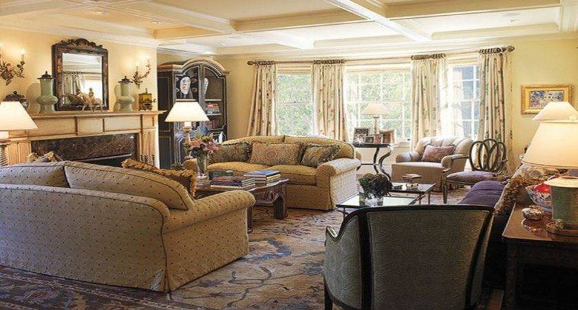 Beautiful Modern Traditional Living Room Ideas Hall