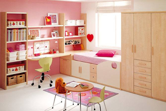 Beautiful Pink Girls Bedrooms Ideas Bedroom Design
