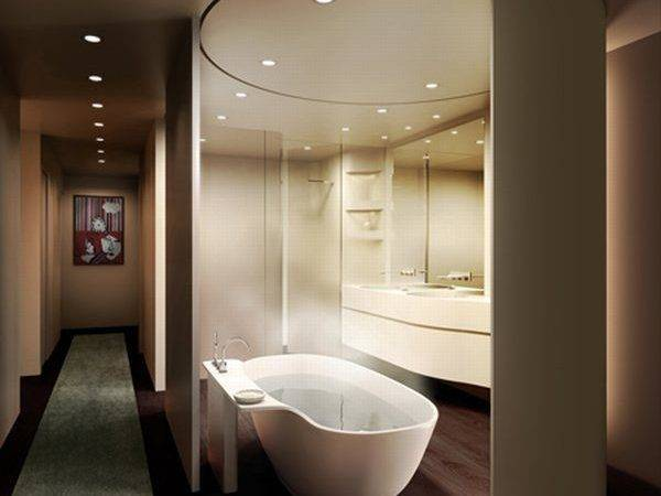 Beautiful Relaxing Bathroom Design Ideas