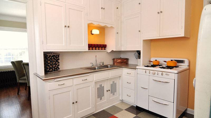Beautiful Small Kitchen Cabinet Ideas