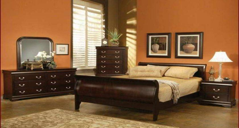 Beautiful Wall Colors Bedrooms Best Paint Color Burnt