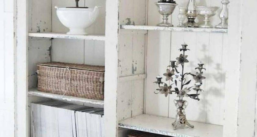 Beautiful White Shabby Chic Living Rooms Ideas Decoralink