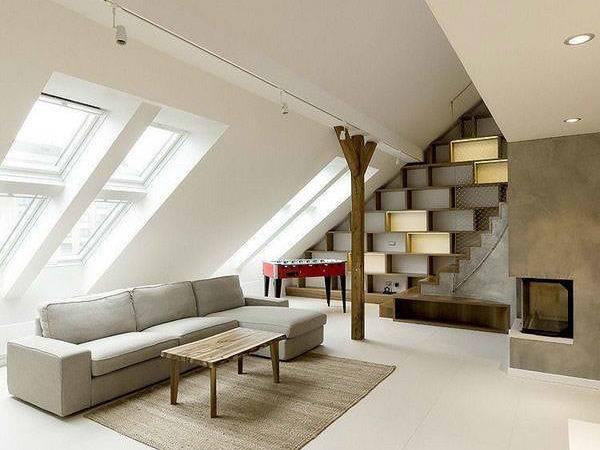 Beautifully Decorated Attic Room Designs Decoholic