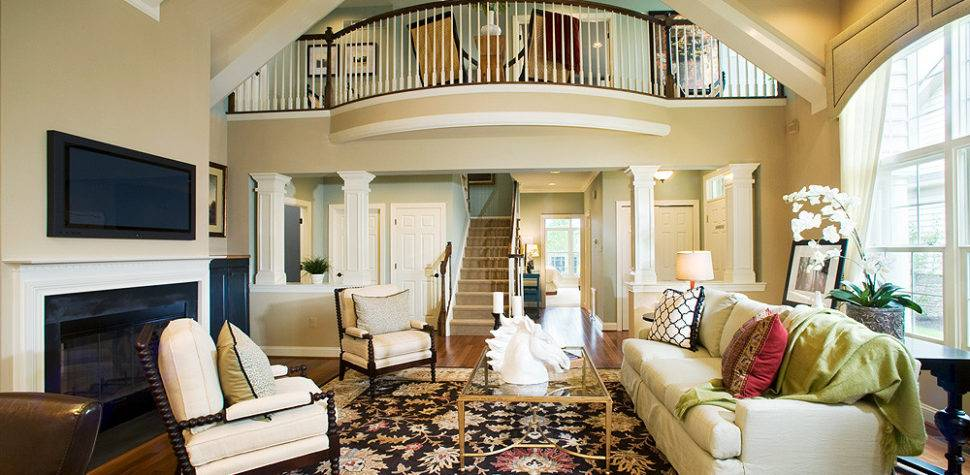 Beautifully Decorated Homes