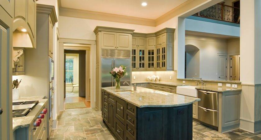 Beauty Green Bold Beautiful Kitchen Color