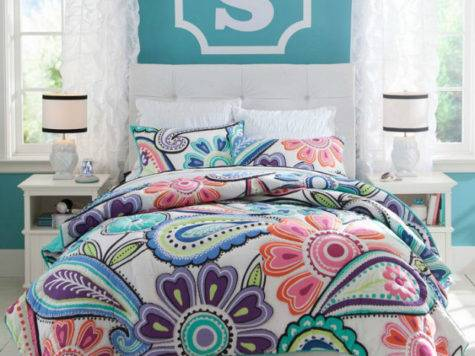 Bedding Girl Girls Pinterest