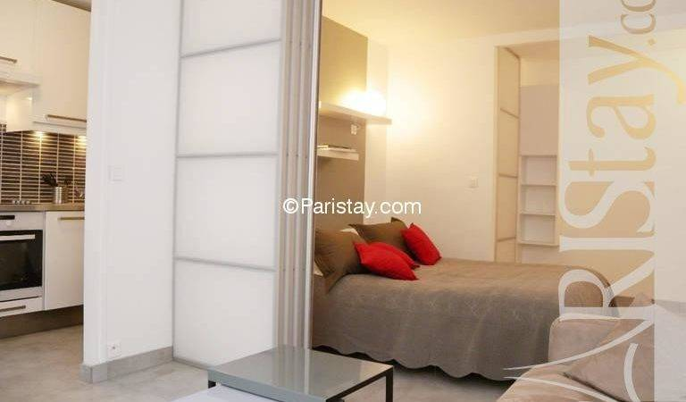 Bedroom Apartment Vacation Term Renting Quartier Latin