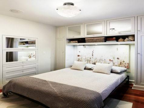 Bedroom Beautiful Space Theme Small Paint Ideas