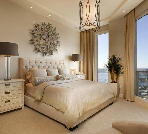 Bedroom Beige Walls Design Ideas Remodel