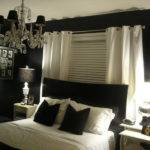 Bedroom Black Paint Colors Ideas