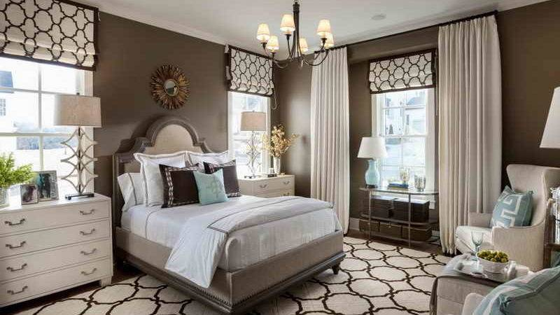 Bedroom Color Ideas Accent Wall Perfect