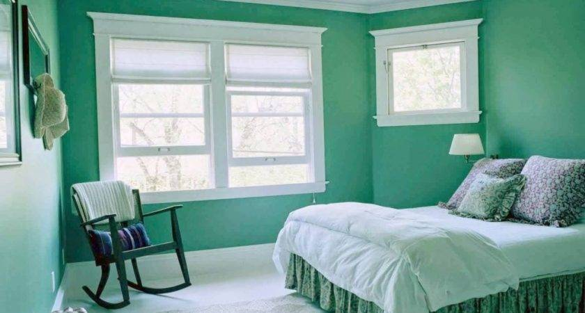 Bedroom Color Paint Attractive