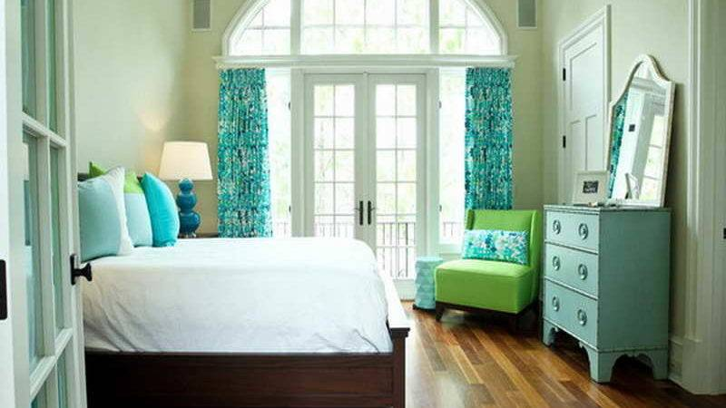 Bedroom Color Schemes Bedrooms Wooden Floor