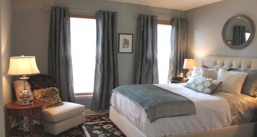 Bedroom Color Schemes Gray Decorating Ideas