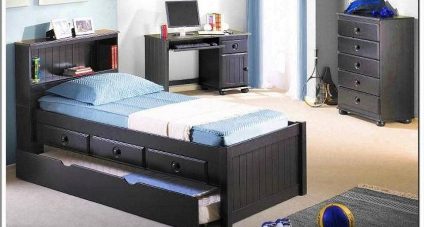 Bedroom Cool Boys Furniture Ideas Bed