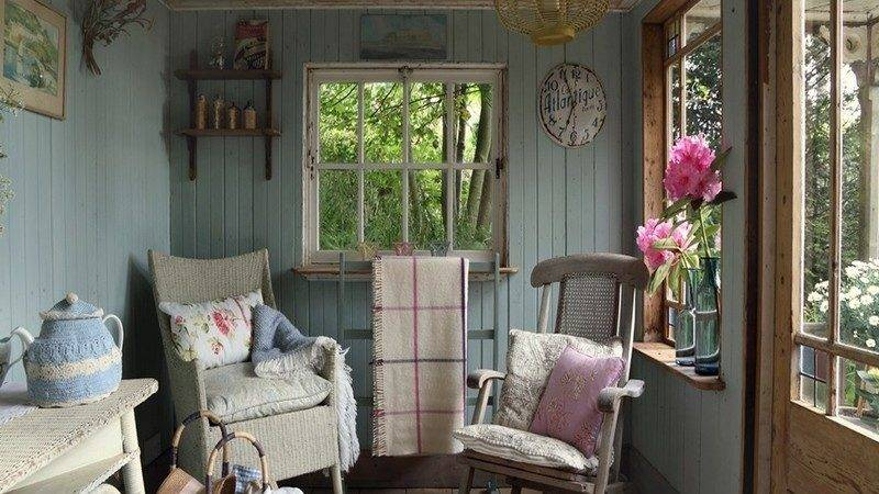 Bedroom Decor Small Rooms Cottage Interiors