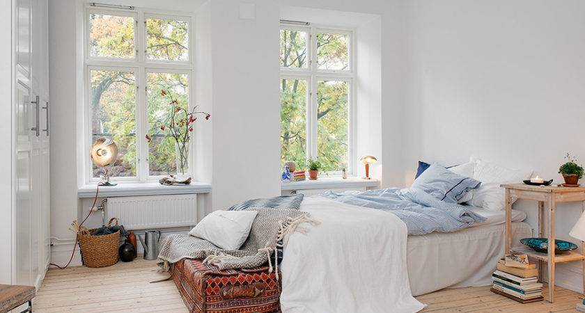 Bedroom Decorating Ideas Scandinavian