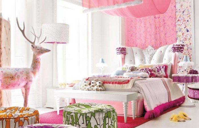 Bedroom Designs Minimalist Cute Color Little Girls