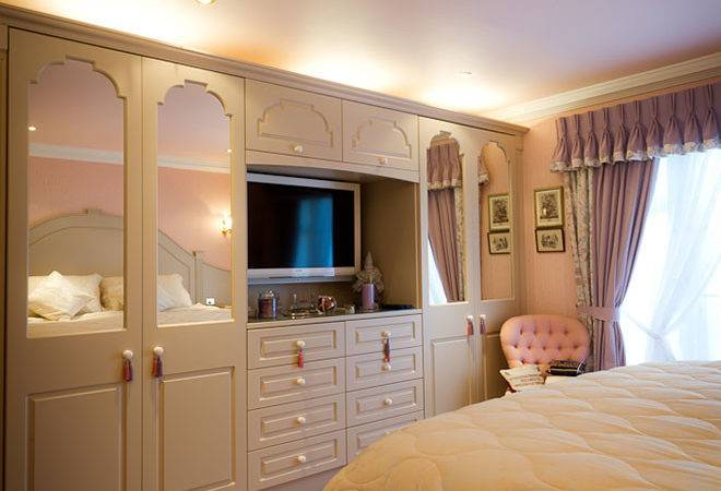 Bedroom Fitted Furniture Fascinating Small