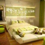 Bedroom Graceful Romantic Decorating Ideas