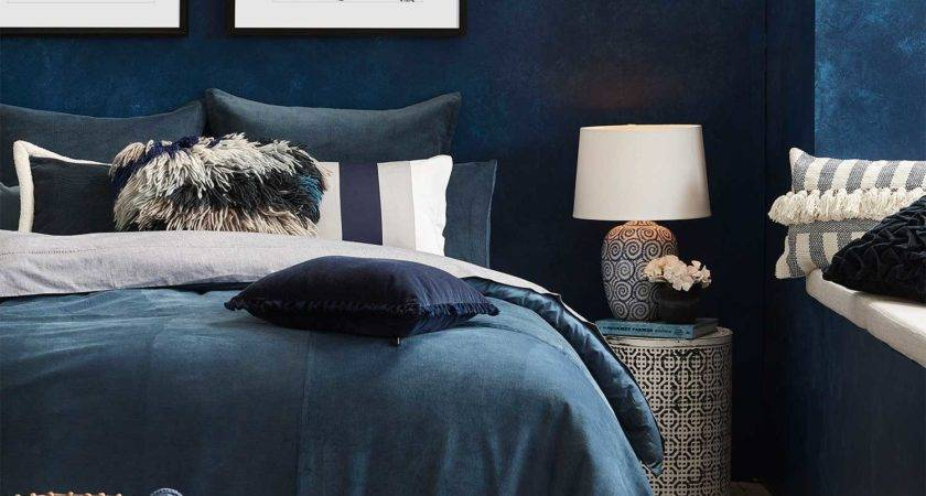 Bedroom Ideas Feature Wall Realestate