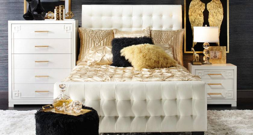 Bedroom Inspiration West Street Bed Gallerie
