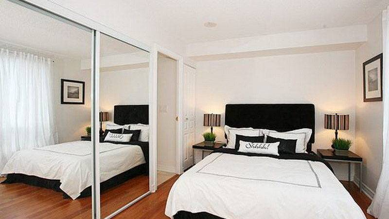 Bedroom Large Wall Mirror Decorating Small Bedrooms