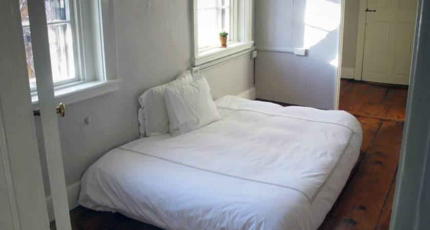Bedroom Mattress Floor Also Low Height Bed