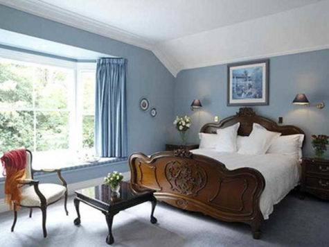 Bedroom Paint Ideas Bedrooms Blue Colour