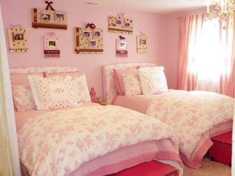 Bedroom Pretty Design Tween Girl Cozy