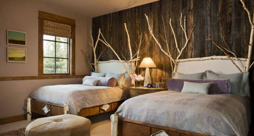 Bedroom Remodel Realizing Rustic Modern Themes
