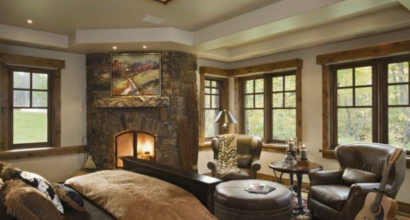 Bedroom Rustic Country Decorating Ideas