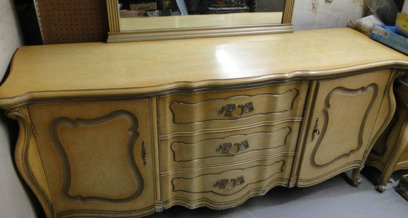 Bedroom Set Solid Wood Ebay
