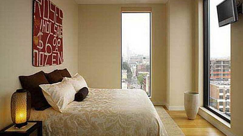Bedroom Small Warm Paint Ideas Selecting