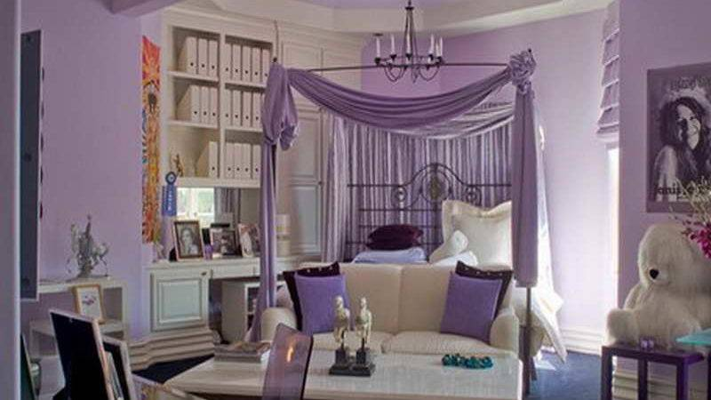 Bedroom Sophisticated Teenage Girl Ideas